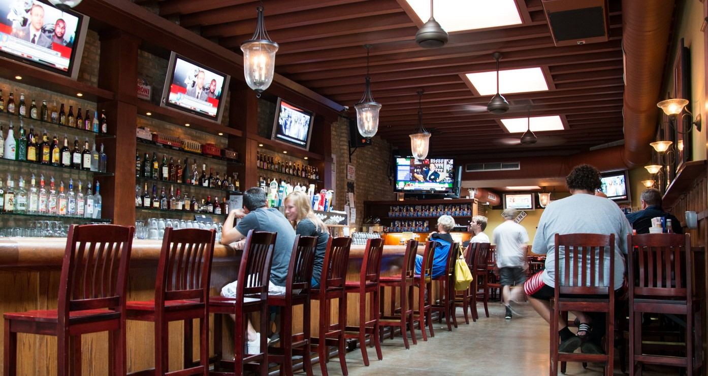 Should Bars Have Tvs New Street Bar Grill